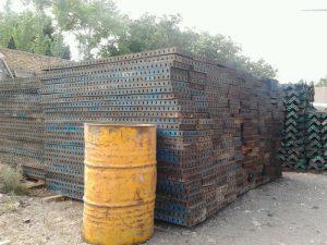 قالب فلزی دست دوم بوشهر