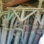 جک ساختمانی صلیب دار