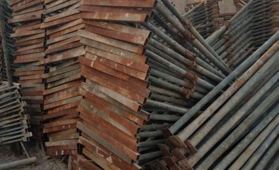 جک سقفی دست دوم 5 متری